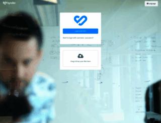 brand.getbynder.com screenshot