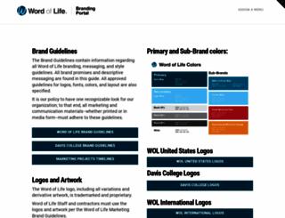 brand.wol.org screenshot