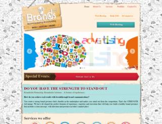 brand24x7.com screenshot