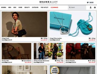 brandalley.co.uk screenshot