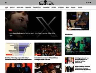 brandcrunch.com.ng screenshot