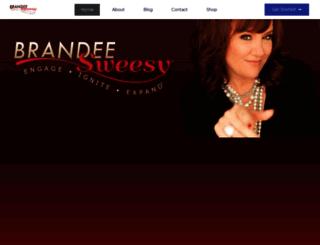 brandeesweesy.com screenshot
