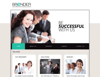 brander.com.my screenshot