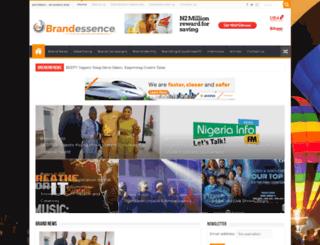 brandessencenigeria.com screenshot