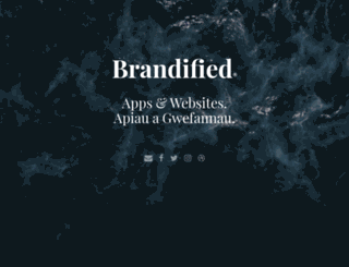brandified.co.uk screenshot