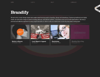brandify.co.uk screenshot