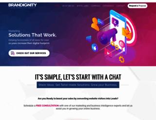 brandignity.com screenshot