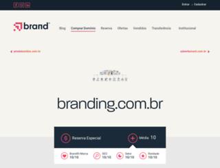 branding.com.br screenshot