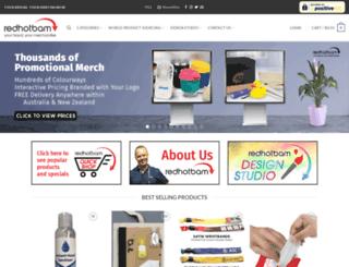 brandingandmarketing.com.au screenshot