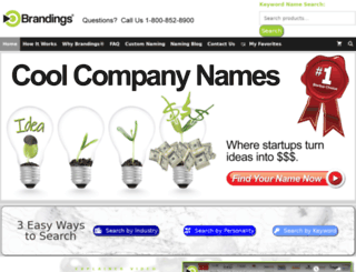 brandings.com screenshot
