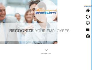 brandlorry.com screenshot