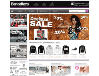 brandlots.de screenshot