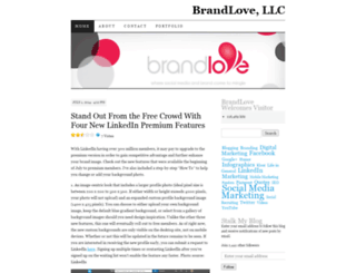 brandlovellc.wordpress.com screenshot