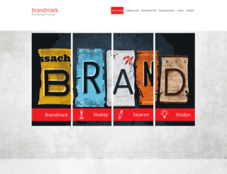 brandmarker.com screenshot