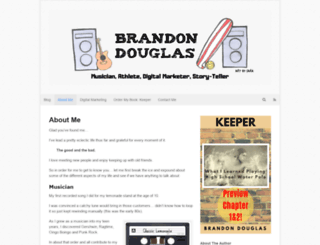 brandondouglas.com screenshot