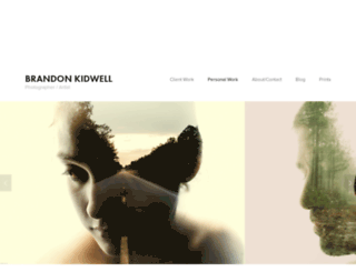 brandonkidwell.com screenshot