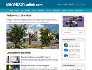 brandonsuffolk.com screenshot
