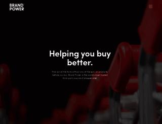 brandpower.com screenshot