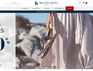 brandshoes.gr screenshot