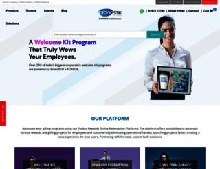 brandstik.com screenshot