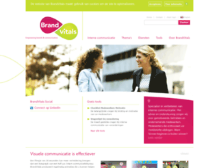 brandvitals.nl screenshot