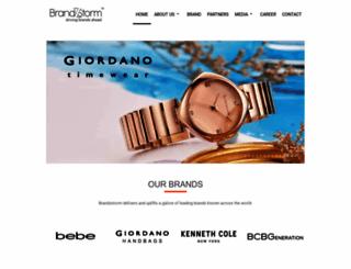 brandzstorm.com screenshot