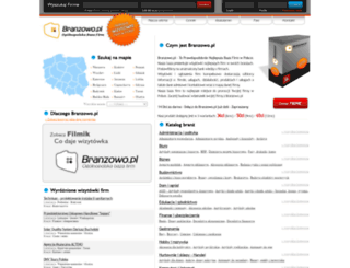 branzowo.pl screenshot