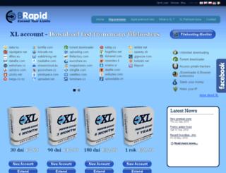 brapid.sk screenshot