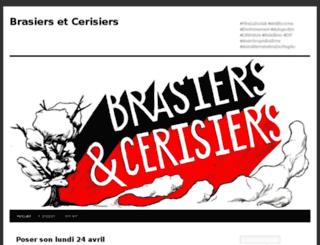 brasiersetcerisiers.antifa-net.fr screenshot