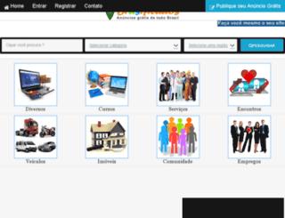 brasificados.com.br screenshot