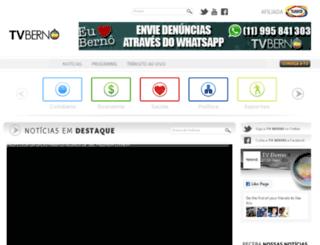 brasil.tvberno.com.br screenshot