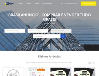 brasilanuncio.com.br screenshot