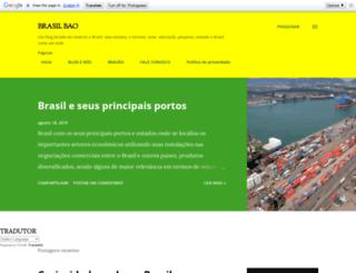 brasilbao.blogspot.com.br screenshot