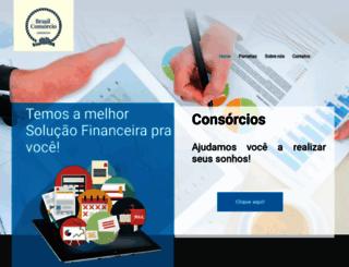 brasilconsorcio.com.br screenshot