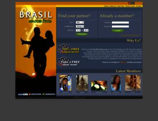 brasilencontros.com screenshot