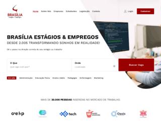 brasiliaestagios.com.br screenshot