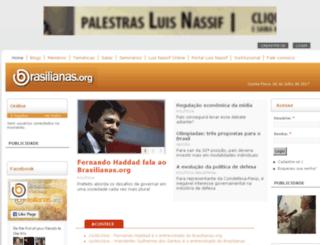 brasilianas.org screenshot