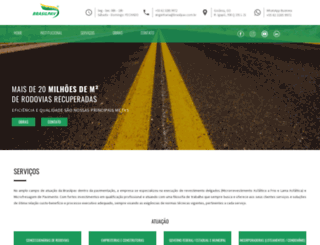 brasilpav.com.br screenshot