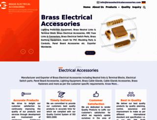 brasselectricalaccessories.com screenshot