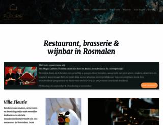 brasseriefleurie.nl screenshot