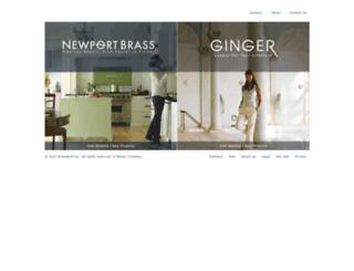 brasstech.com screenshot