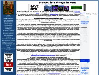 brasted.co.uk screenshot