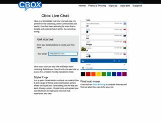 brattts.cbox.ws screenshot