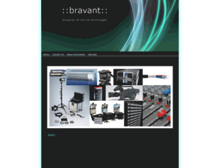 bravantmedia.com screenshot