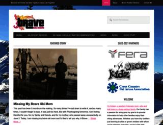 braveskimom.com screenshot