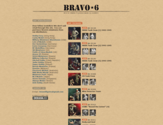 bravo6.diorama.ru screenshot