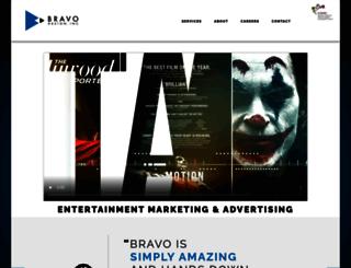 bravodesigninc.com screenshot