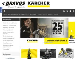 bravos.com.pl screenshot