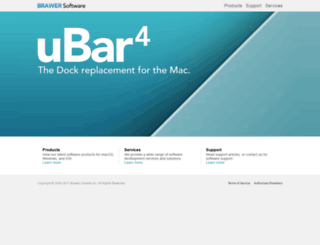 brawersoftware.com screenshot
