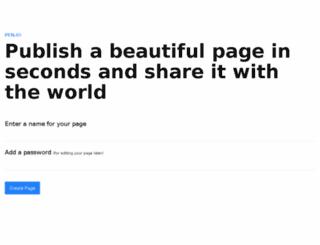 brawnydairy59145458.pen.io screenshot